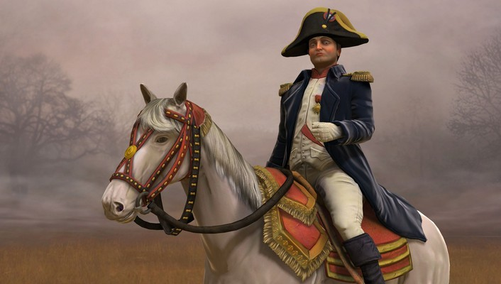 Video games civilization napoleon wallpaper