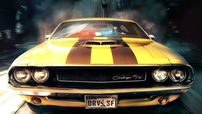 American muscle cars wallpaper