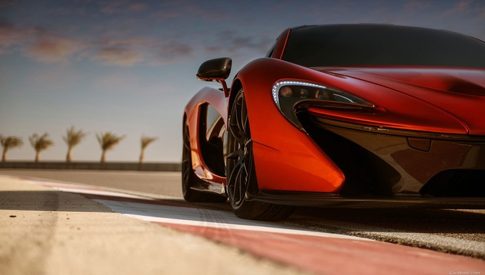 Cars mclaren p1 wallpaper