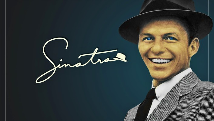 Frank sinatra actors music singers wallpaper