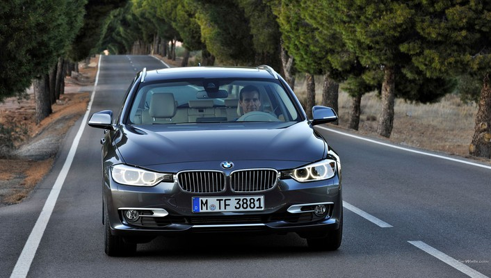 Bmw cars 3 series touring wallpaper
