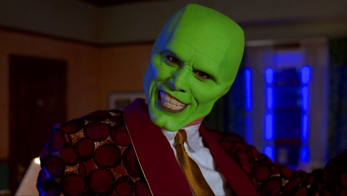 Movies men film the mask jim carrey actors wallpaper