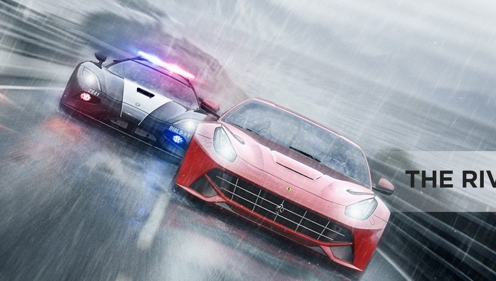 Need for speed racing hero rivals game wallpaper