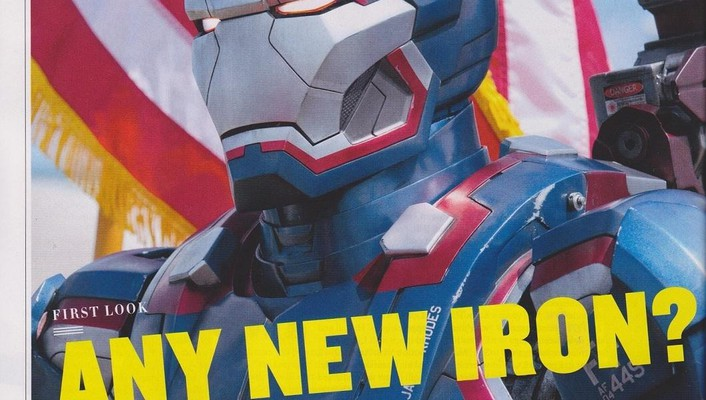 Iron man armor war machine patriot 3 wallpaper