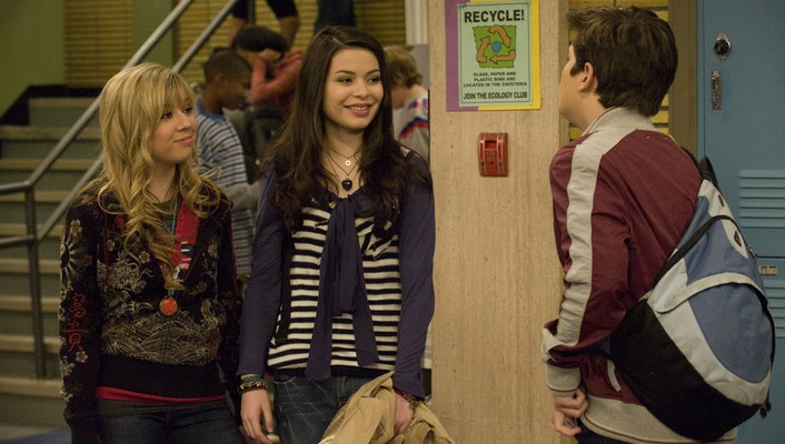 Brunettes movies miranda cosgrove icarly jennette mccurdy wallpaper