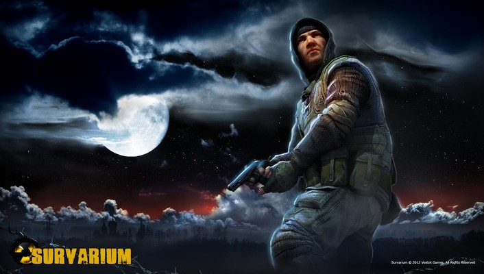 Video games survarium vostok wallpaper