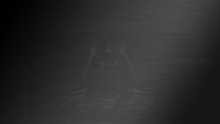 Vader in shadow wallpaper