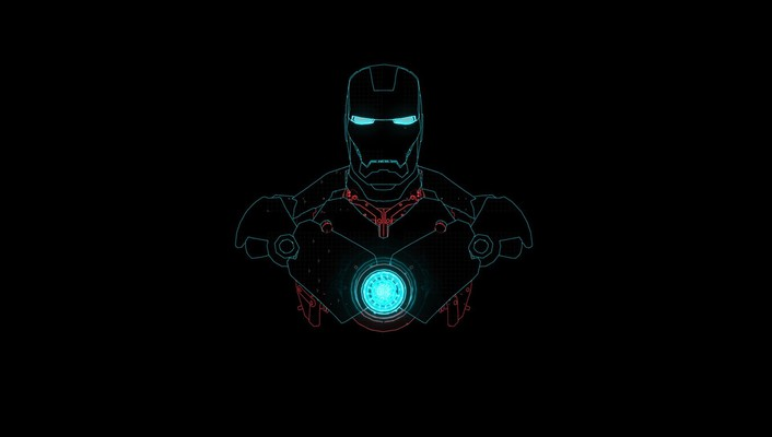 Arc reactor marvel tony stark comics wallpaper