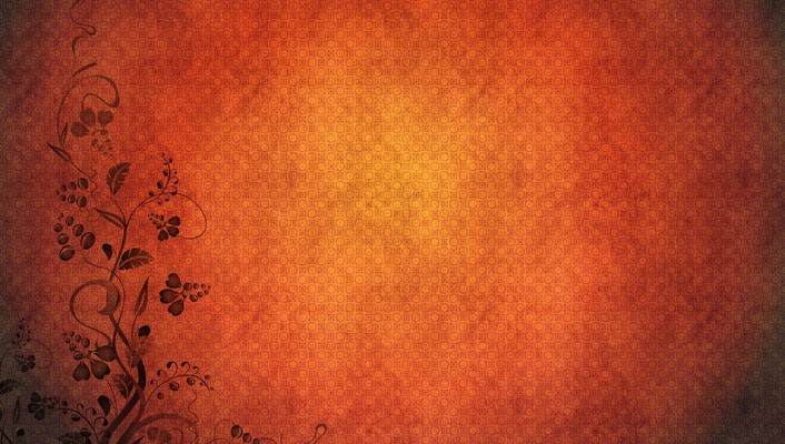 Minimalistic orange patterns simple background textures wallpaper