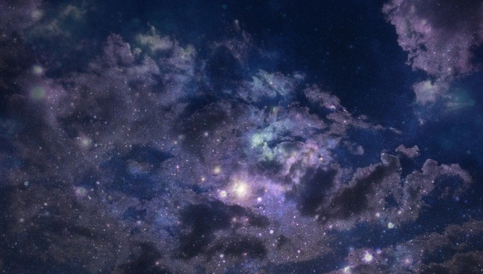 Fabulous nightsky wallpaper