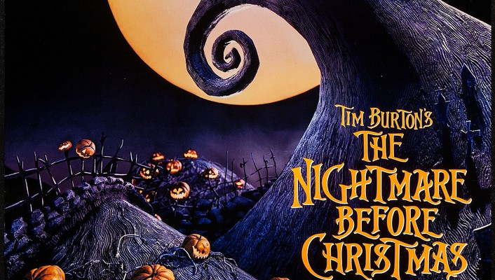 The nightmare before christmas movie posters wallpaper