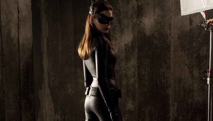 Catwoman batman the dark knight rises christopher nolan wallpaper