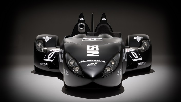 Experimental nissan deltawing racing cars wallpaper