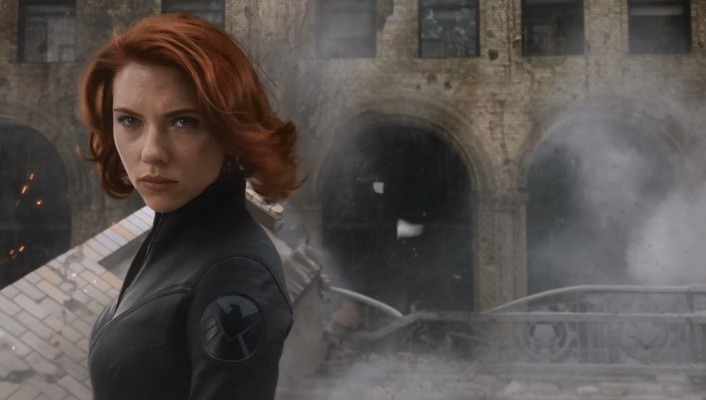 Dust black widow the avengers (movie) arches wallpaper