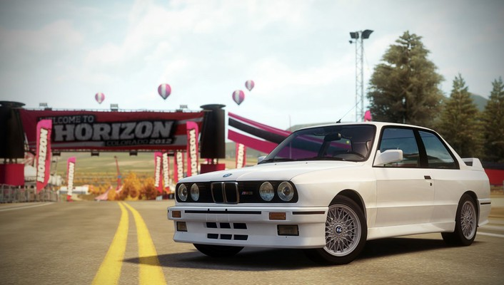 Video games bmw m3 forza horizon wallpaper
