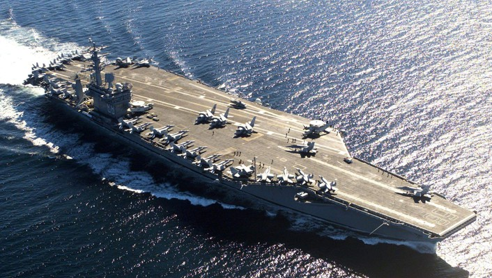 Uss nimitz ships wallpaper