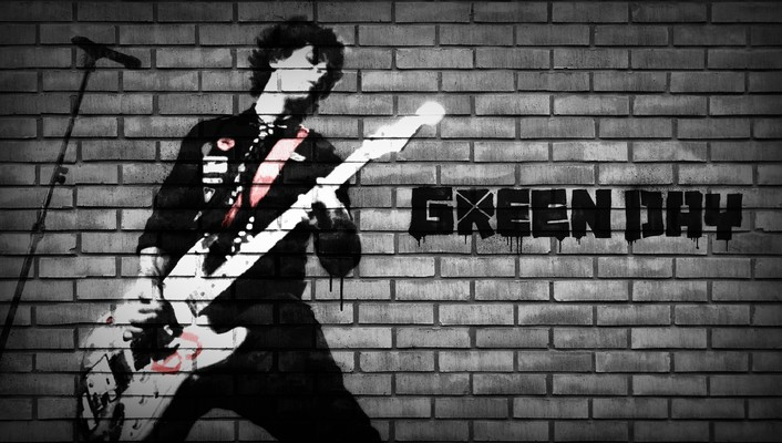 Green day music wallpaper