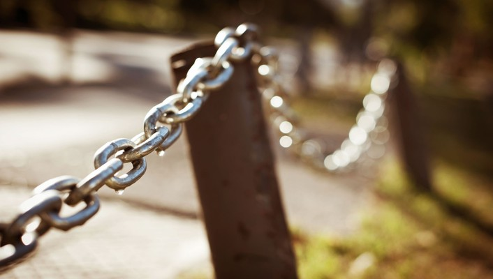 Chains parks wallpaper