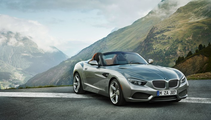 Bmw cars zagato roadster wallpaper