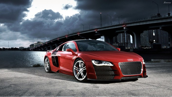 Audi r8 car wallpaper