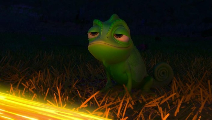 Tangled chameleons film movies wallpaper