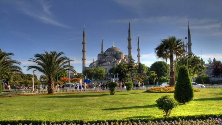 Istanbul mosque blue islamic mosques al aqsa wallpaper