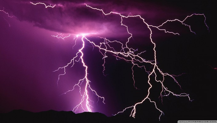 Documentary lightning nature night storm wallpaper