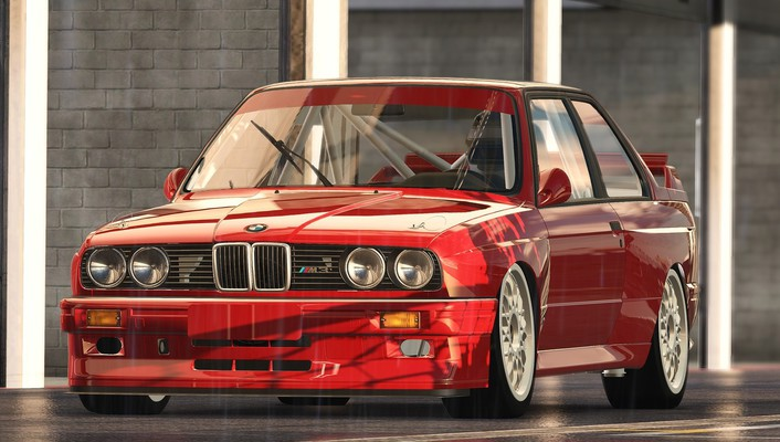 Video games bmw cars m3 project c.a.r.s wallpaper