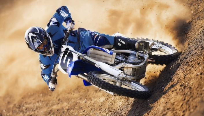Dirtbike motorbikes sports wallpaper