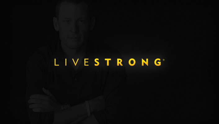 Lance armstrong the foundation cancer cycling wallpaper