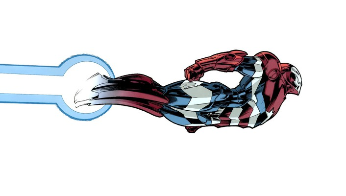 Comics marvel iron patriot wallpaper
