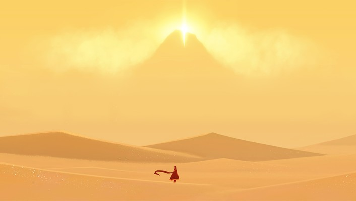 Mountains sand video games yourney wallpaper