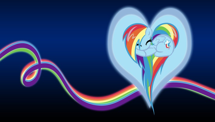 My little pony rainbow dash backgrounds wallpaper