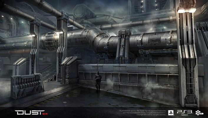 Concept art dust 514 wallpaper