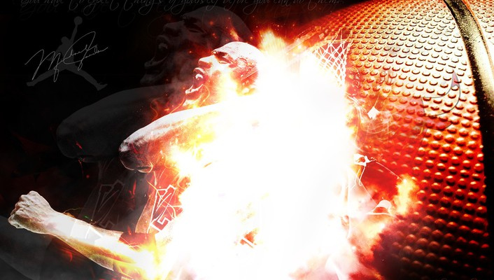 Light sports legend michael jordan baskets dunk mj wallpaper
