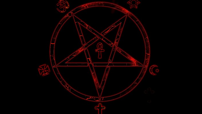 Pentagram wallpaper