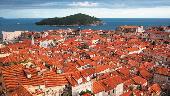 Croatia dubrovnik cities cityscapes sea wallpaper