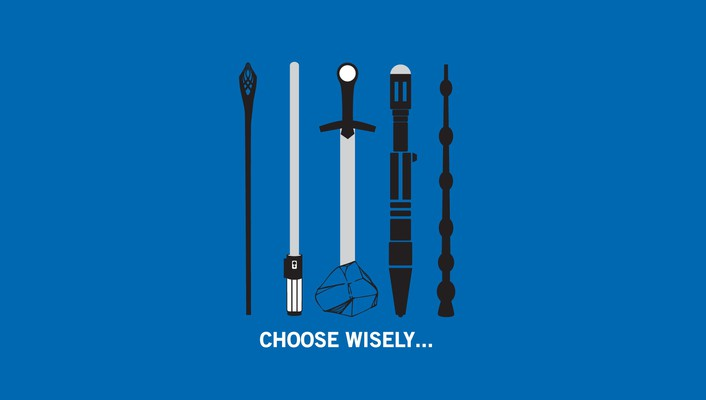 Harry potter wand doctor who crossovers caliburn wallpaper