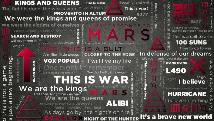 30 seconds to mars backgrounds bands music wallpaper