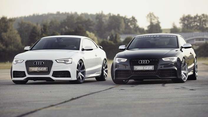 Cars audi vehicles a5 rieger wallpaper