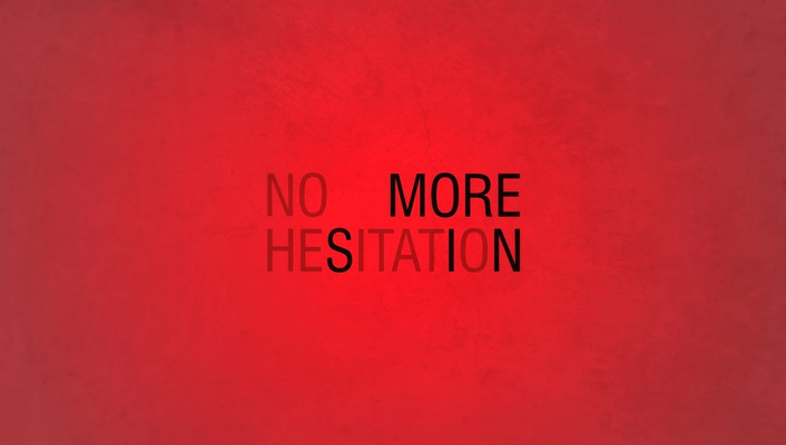 Minimalistic text typography sins red background wallpaper