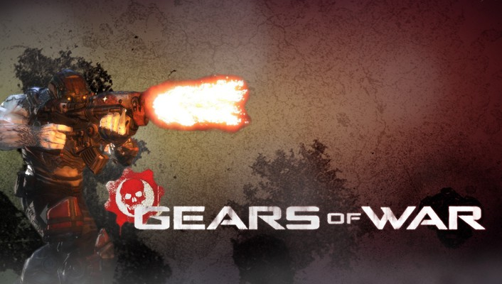 Gears of war xbox 360 locust game wallpaper