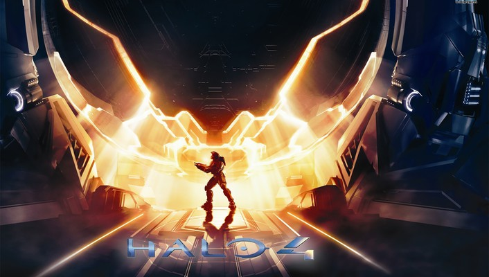 Video games posters halo 4 screens wallpaper