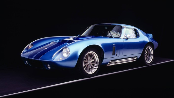 65 shelby cobra daytona wallpaper