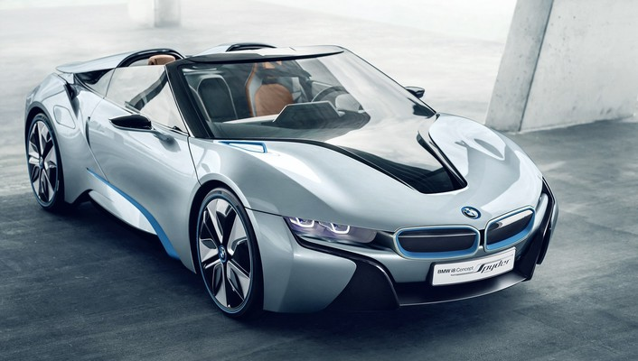Bmw spider concept wallpaper