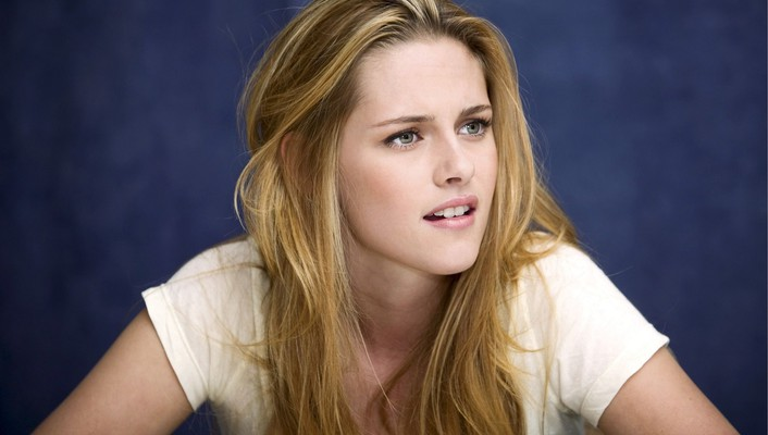 American kristen stewart actress blondes celebrity wallpaper