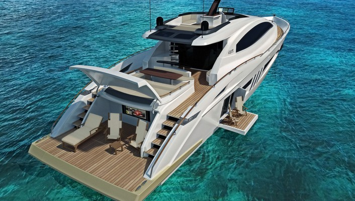 3d ocean ships vehicles yachts wallpaper
