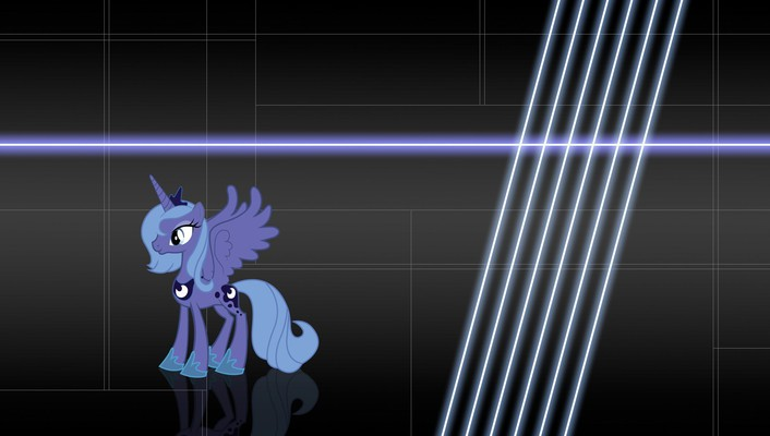 My little pony princess luna backgrounds unicorns wallpaper