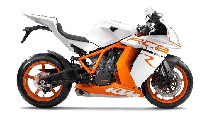 Ktm rc8 1190 motorbikes wallpaper