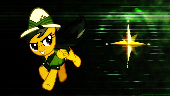 Pony: friendship is magic daring do game wallpaper